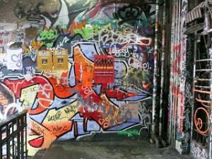 Tacheles art house Berlin