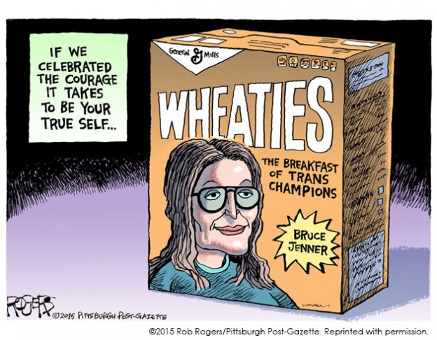 ©2015 Rob Rogers/Pittsburgh Post-Gazette. Reprinted with permission.
