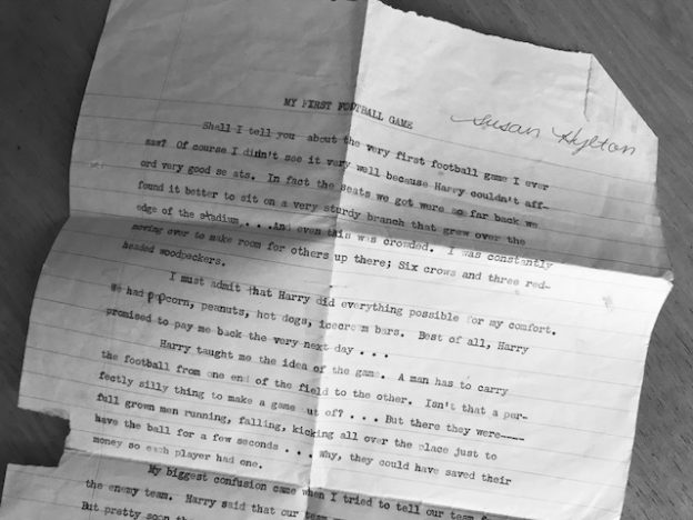 Written circa 1975 when about 14 or 15 years old. : )
